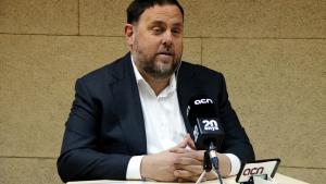 Junqueras: «No facilitarem un govern d'extrema dreta ni per acció ni per omissió»