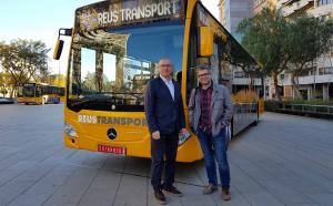 Junts per Reus proposa ampliar el bus a demanda i ajustar i ampliar algunes línies actuals