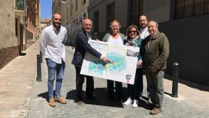 Junts per Reus vol revitalitzar el Vapor Vell amb l'ajuda d'un programa europeu