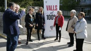 Junts per Valls presenta les seves propostes en matèria de salut.