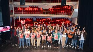 La 26a edició de la Mostra de Teatre Jove de Tarragona arrencarà demà i s'allargarà fins al 13 de juny.
