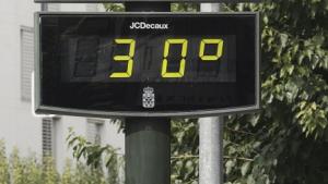 La calor ha arribat de forma sobtada aquest dimecres