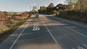 La carretera de Rubí