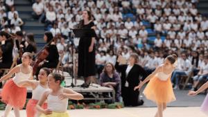 La dansa ha estat la protagonista de la 23a edició del 'Fem Coral' a Reus
