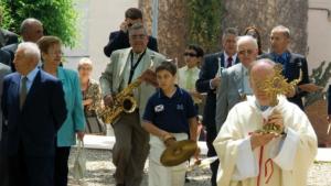 La Festa de les Relíquies a Riudoms se celebra del 5 al 19 de maig