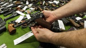 La Guàrdia Civil subhastarà més de 200 armes a Girona