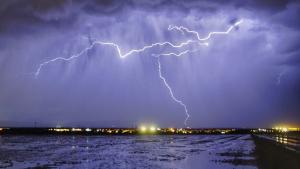 La inestabilidad y las lluvias vuelven al este peninsular el viernes