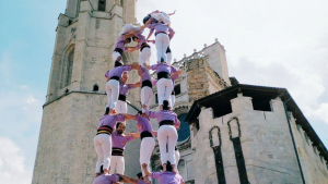 La Jove de Tarragona ha estrenat el 5de8 a Temps de Flors a Girona