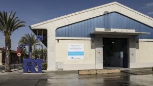 La nova recepció dels creueristes s'ha instal·lat al Refugi 1 del Moll de Costa de Tarragona.