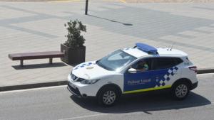La Policia Local de Torredembarra ha detingut el lladre.