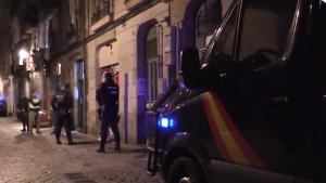 La Policia Nacional ha desarticulat una xarxa que va introduir 350 immigrants d'origen asiàtic a Barcelona