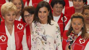 La Reina Letizia, en Acto Conmemorativo del Día Mundial de la Cruz Roja