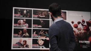 La Sala Trono estrenarà l'obra «Les variacions Bildelberg» el mes de maig.