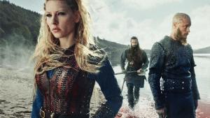 La series Vikingos (Vikings) ha rescatado algunos nombres como Aslaug, Sigurd e Ivar.