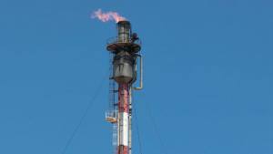 La torxa més alta, de 105 metres, canviarà el cremador a la tardor del 2019