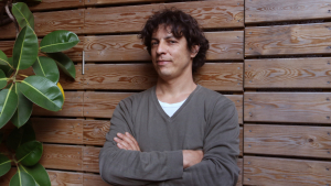 Leandro Mendoza, el director artístic del Trapezi