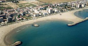 Les característiques platges de Llevant de Cunit