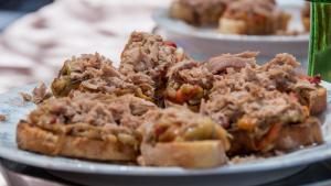 Les imatges de la 20a edició de les Jornades Gastronòmiques de la Tonyina a Hospitalet de l'Infant