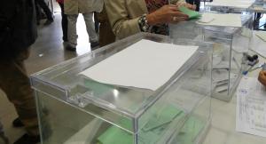 Les imatges de la jornada d'eleccions a Bellaterra
