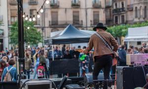 Les imatges del Music Valls Va de Vins 2018