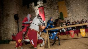 Les imatges del Torneig Nocturn de la Setmana Medieval de Montblanc