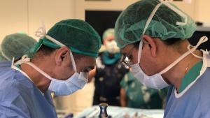 Les intervencions les va dur a terme un equip mèdic encapçalat doctor Joan Salvador Escala