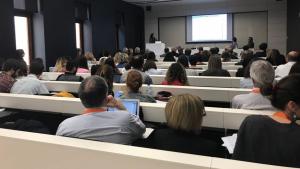 Les jornades de l'ICS a Tarragona reuneixen gairebé 200 persones al Seminari
