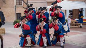 Les millors imatges de la fira 'Torredembarra 1713'