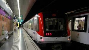 L'estació de la Verneda de l'L2 tancarà entre el 19 i el 22 d'abril per l'extracció de l'amiant
