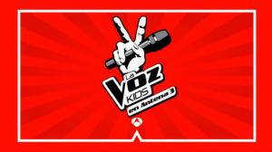 Logotipo de 'La Voz Kids'