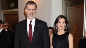 Los reyes de España en el XVII Concierto 'In Memorian'