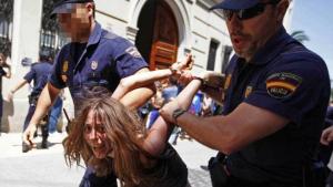 María, asesina de los dos hermanos de Godella, detenida en 2011
