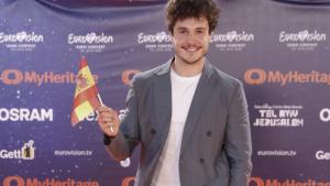 Miki va protagonitzar una anècdota d'allò més comentada amb la bandera d'Espanya
