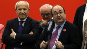 Miquel Iceta ha demanat acudir a les urnes el pròxim diumenge per aturar a la dreta