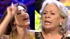 Miriam lanzó una pulla a Carmen Gahona