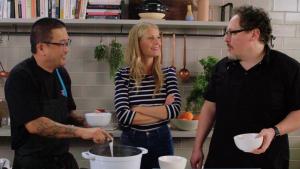 Netflix estrena el documental culinario 'The Chef Show'.