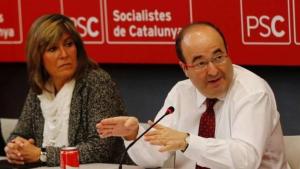 Núria Marín (PSC) tornaria a sortir alcaldessa de l'Hospitalet de Llobregat