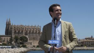Pablo Casado ha demanat als votans que confiin en el partit per les eleccions municipals