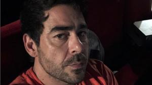 Pablo Chiapella, actor de teatro y televisión.
