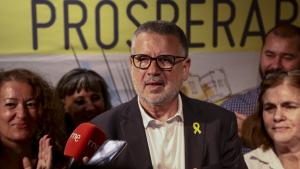 Pau Ricomà, alcaldable d'ERC a Tarragona, creu que la seva formació té «legitimitat suficient» per governar.