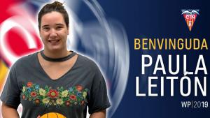 Paula Leitón torna al CN Terrassa