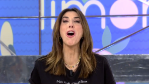 Paz Padilla anunciando un 'Sálvame Okupa 2'