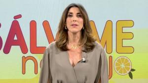 Paz Padilla leyó la sentencia en 'Sálvame'