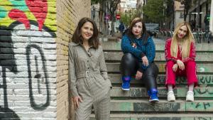 'Por H o Por B', primera comedia española en HBO.