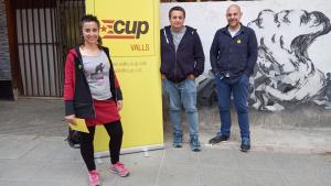 Presentació de les propostes de la CUP de Valls en matèria d'habitatge.