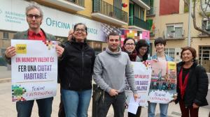 Presentació de les propostes electorals en matèria d'habitatge de la CUP Reus