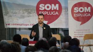 Presentació del programa electoral de Som Espluga.