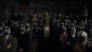 Primer tráiler de Watchmen en HBO.