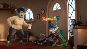 Primeras imágenes de 'Onward', la próxima película de Disney Pixar.
