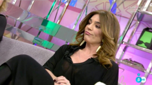 Raquel Bollo ha estat sorpresa per un grup de 'paparazzis'